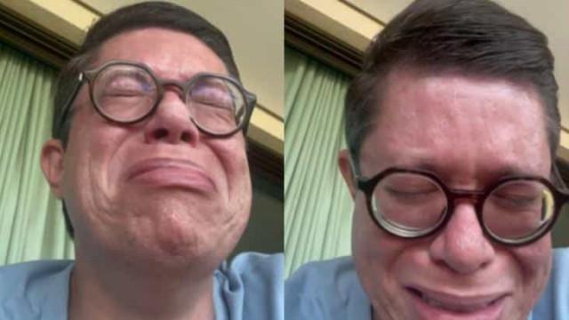 DJ Ivis grava vídeo pedindo desculpas após agredir ex-mulher: 'Errei'