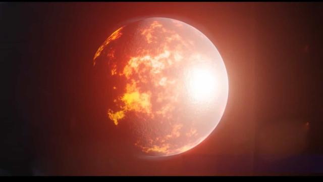 Satélite encontra exoplaneta que pode estar coberto de lava