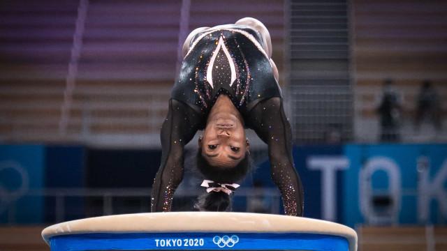 Longe do Mundial, Simone Biles diz que ainda 'tem medo da ginástica'