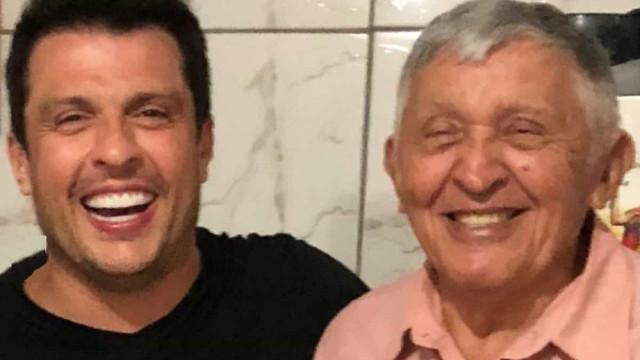 'Lutou até às últimas forças', Wellington Muniz anuncia a morte do pai