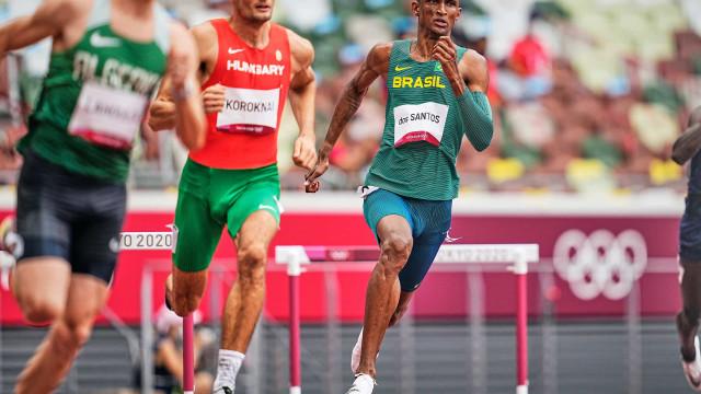 Atletismo brasileiro tem 1º dia marcado por eliminações na Olimpíada de Tóquio