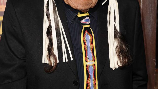 Morreu o ator Saginaw Grant, de 'The Lone Ranger' e 'Breaking Bad'