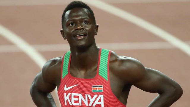 Atleta queniano é 1º caso de doping nos Jogos de Tóquio-2020
