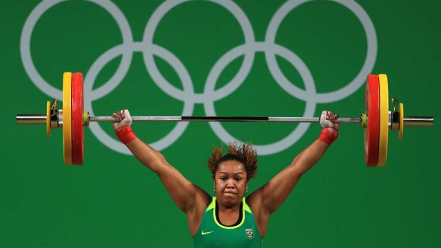 Jaqueline Ferreira termina em 12º lugar no levantamento de pesos em Tóquio-2020