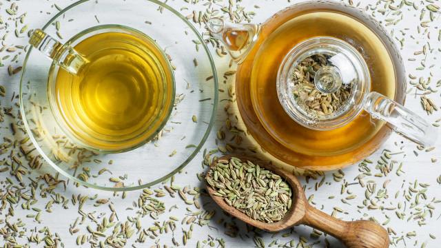 Chá mate com limão para emagrecer e perder barriga