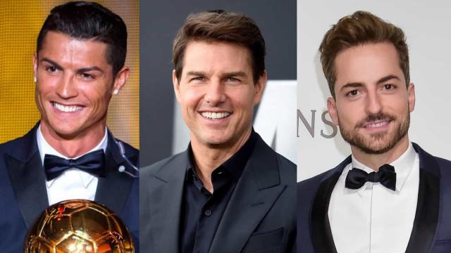 Pais solo: os homens famosos que criam seus filhos sozinhos