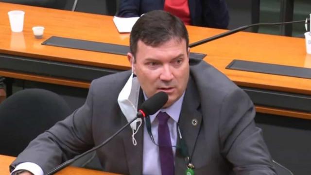 Na CPI, Blanco alega que negociação com Dominghetti era para 'mercado privado'
