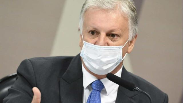 Politização da vacina foi um dos problemas na compra da Coronavac, diz Soligo