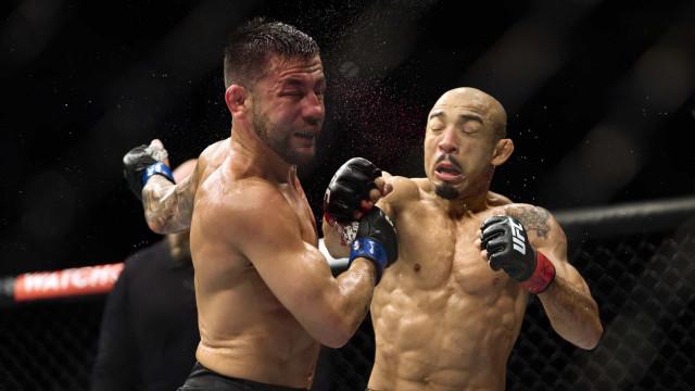José Aldo supera Pedro Munhoz por unanimidade no UFC 265 e quer diputar cinturão