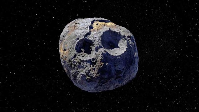 NASA quer estudar asteroide que pode tornar rica a população da Terra