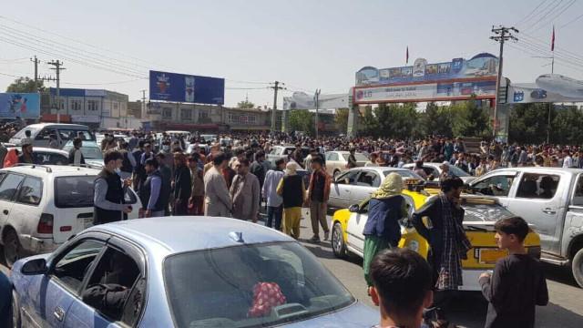 Secretário americano diz que situação no Afeganistão é segura, apesar de incidentes