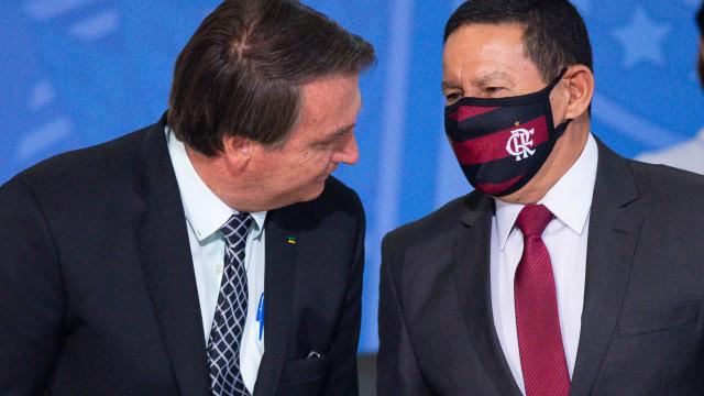 Mourão sobre julgamento da chapa com Bolsonaro no TSE: 'não vai acontecer nada'