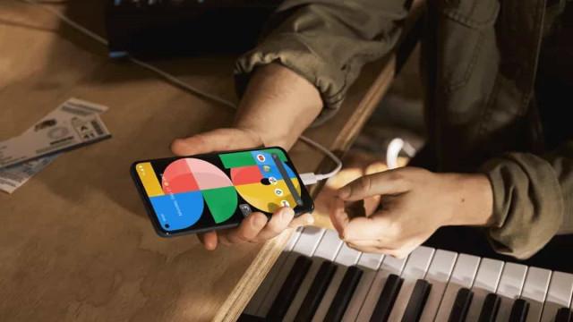 Google anuncia o Pixel 5a, seu novo smartphone acessível