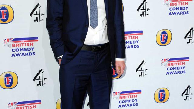Comediante Sean Lock morre aos 58 anos