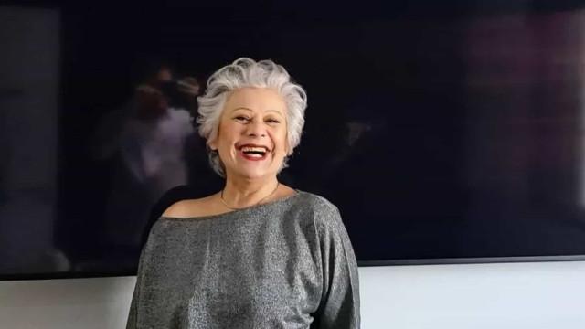 Therry Klotzel, 'velhinha' de Silvio Santos, morre vítima de câncer