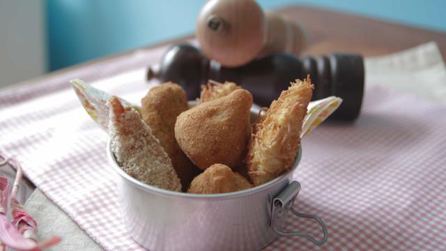 Receita: Massa Básica Para Salgados Fritos