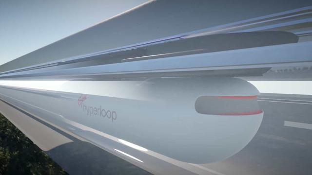 Viagens do futuro: Virgin compartilha novo vídeo do Hyperloop