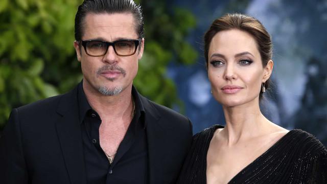 Brad Pitt entra na Justiça contra Angelina Jolie