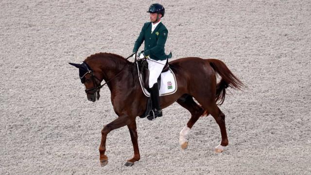 Paralimpíadas têm pratas no hipismo e esgrima e mais feitos de Daniel Dias