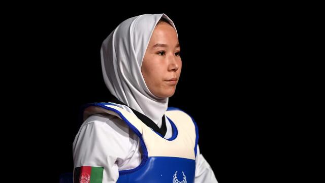 Após fugir do Taleban, atleta do Afeganistão estreia na Paralimpíada de Tóquio