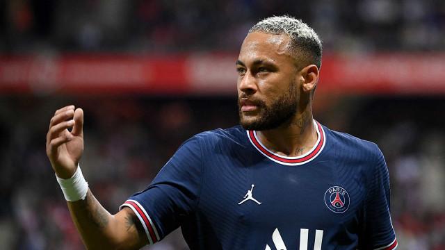 Neymar elogia Mbappé e Veratti, e se diz fã de Jordan