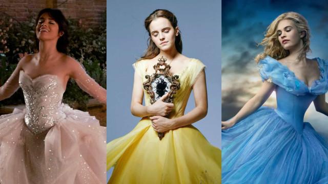 Princesas! Consegue lembrar das atrizes que já foram uma no cinema?