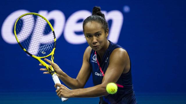 Leylah Fernandez derrota Aryna Sabalenka e está na final do US Open