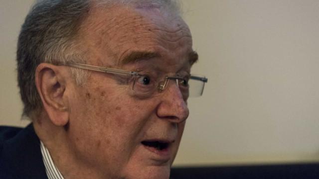 Morre o ex-presidente de Portugal Jorge Sampaio