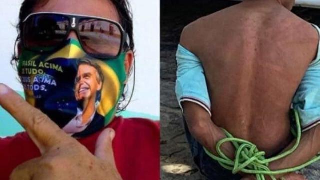 Quilombola é amarrado e espancado por bolsonarista no interior do RN