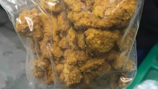 Receita Federal apreende droga desconhecida da ciência vinda da Holanda