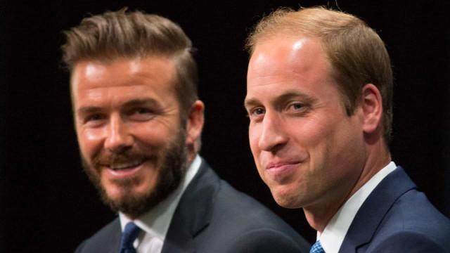 Queria ser amigo da realeza? Esses famosos conseguiram!