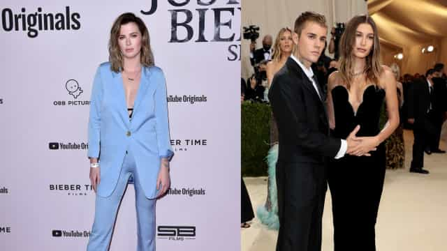 Fãs gritam Selena Gomez e Ireland Baldwin defende Hailey e Justin Bieber