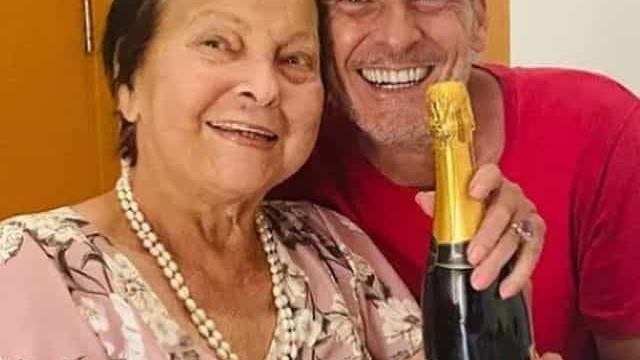 Mãe do ator Alexandre Borges morre aos 83 anos