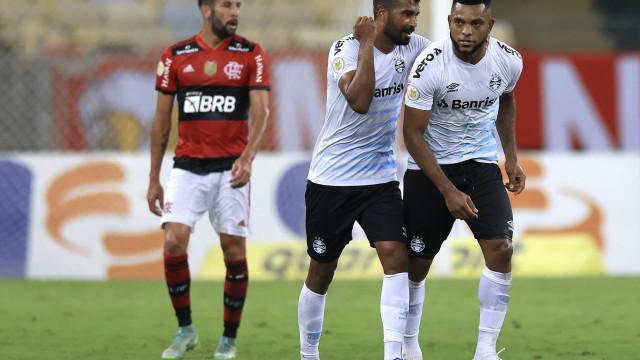 Em jogo tenso, Grêmio vence o Flamengo no Maracanã e encerra jejum contra rival