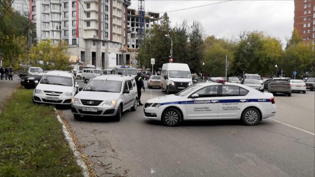 Tiroteio em universidade russa faz oito mortos e vários feridos
