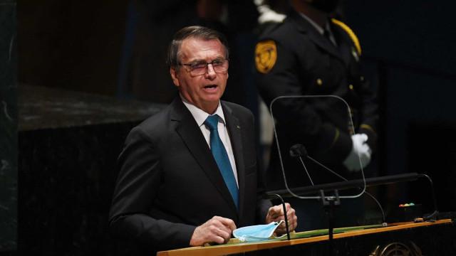 Em discurso na ONU, Bolsonaro cita 'risco de socialismo' e defende cloroquina