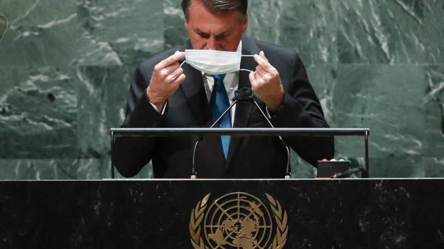 Bolsonaro pinta na ONU retrato distorcido do Brasil em discurso para base radical