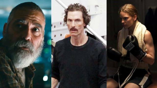 Engorda, emagrece e mais: transformações dos atores em filmes