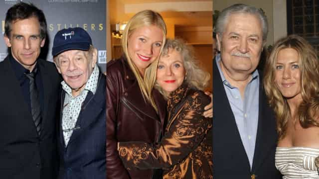 Os filhos de celebridades que ficaram mais famosos os pais