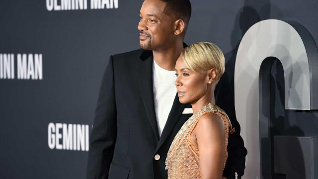 Will Smith confirma casamento aberto com a mulher