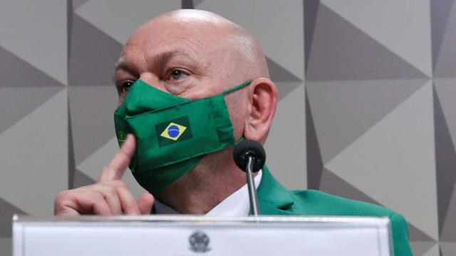 Luciano Hang reforça postura negacionista em depoimento na CPI da Covid