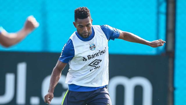 Borja é convocado pela Colômbia e desfalca o Grêmio em três jogos no Brasileirão