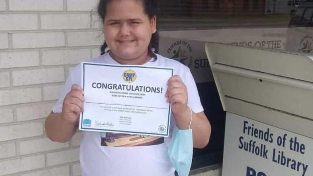 Aluna de 10 anos morre de Covid-19 após ser eleita 'enfermeira de turma'