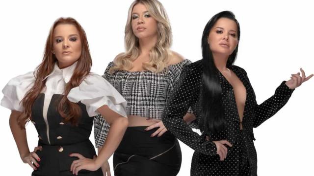 Marília Mendonça, Maiara e Maraisa retomam turnê juntas e prometem shows da vida