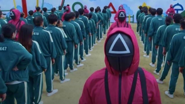 'Round 6' ultrapassa 'Bridgerton' e se torna a maior estreia da Netflix