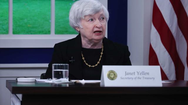 Republicanos estão 'brincando com catástrofe', diz secretária do Tesouro dos EUA