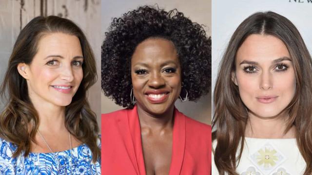 Alopecia e as celebridades que enfrentam o risco de ficarem carecas