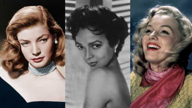 Quem eram as mulheres mais bonitas do cinema na década de 1940?