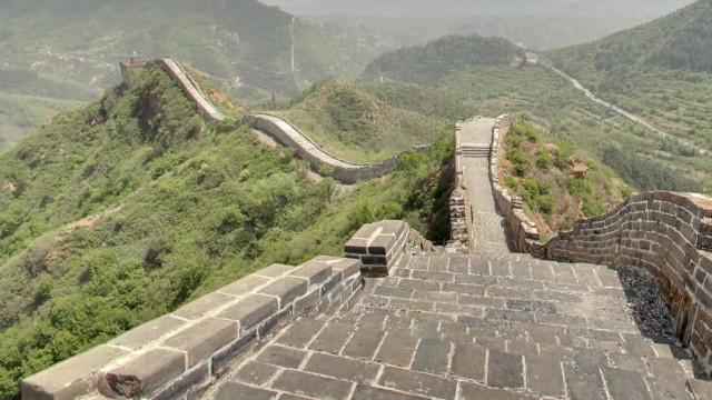 Google dá oportunidade de conhecer a Grande Muralha da China