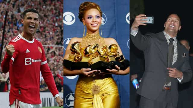 Essas celebridades bateram recordes mundiais surpreendentes!
